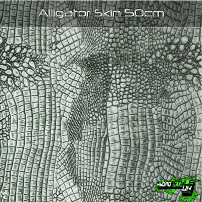 Alligator Skin Hydrographics Film