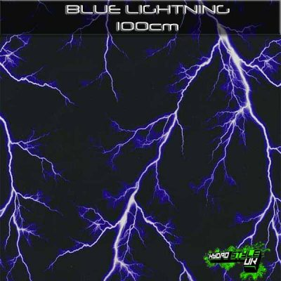 lightning hydrographics film