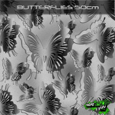 butterfly hydrographics film