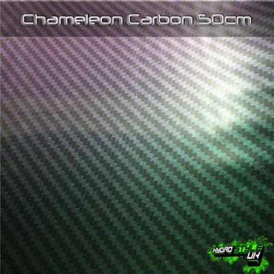 Chameleon Carbon Hydrographics Film