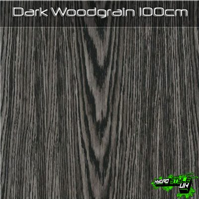 Dark Wood Hydrographics Film