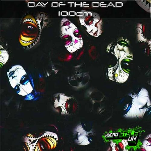 day of the dead hydrographics film