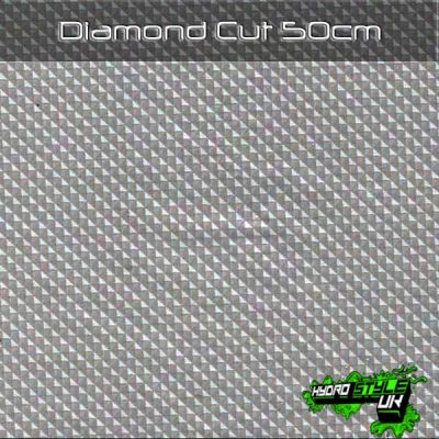Diamond Cut Hydrographics Film