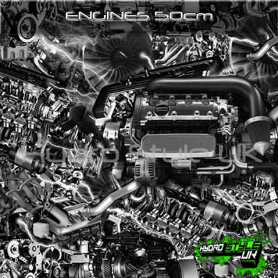 engine hydrographics film
