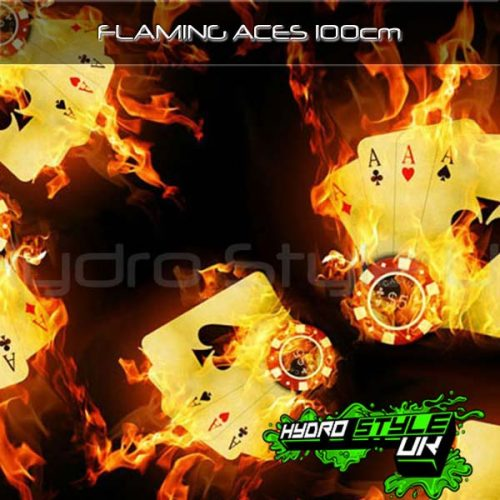 flame hydrographics film