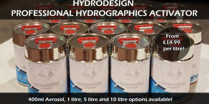 Hydrographics Activator UK