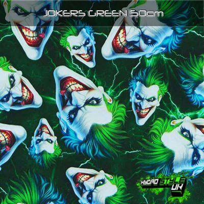 Joker Hydrographics Film