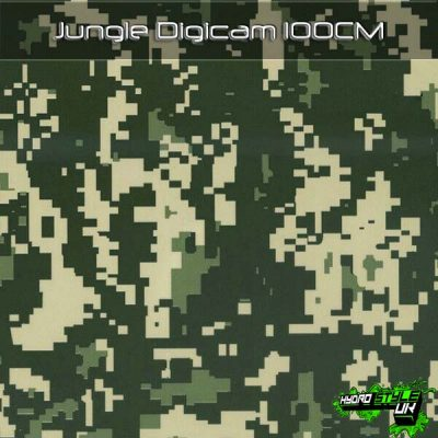 Digital Camo Hydrographics Film