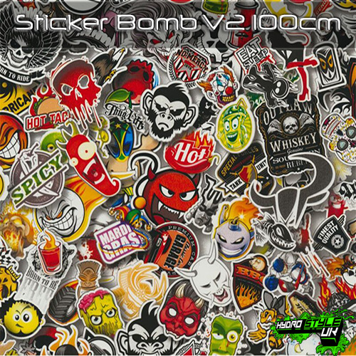 Sticker Bomb Designs
