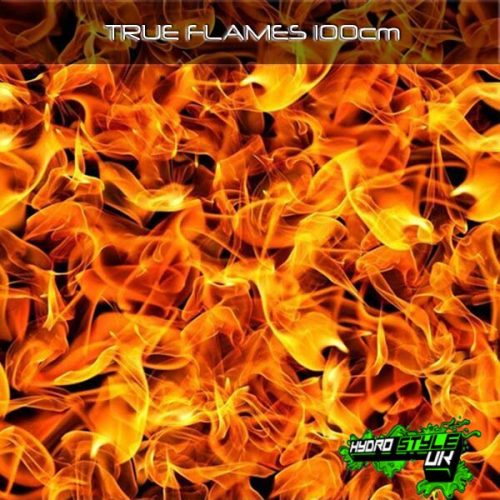 flames hydrographics film