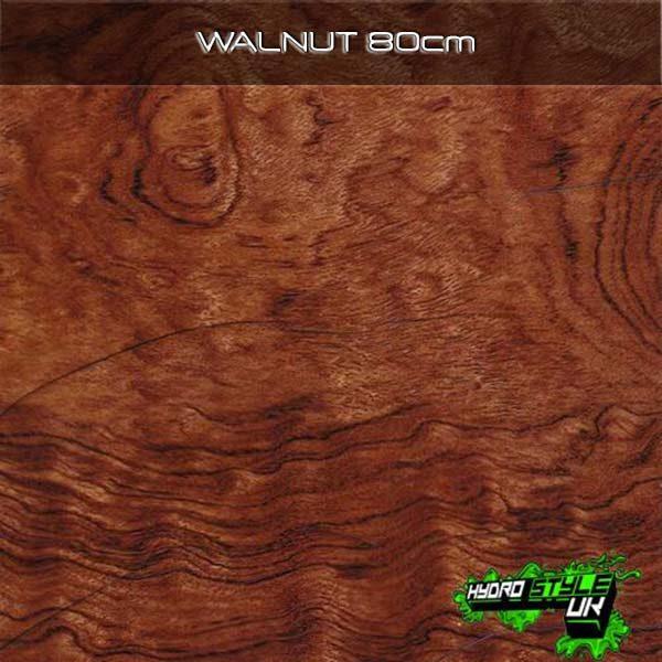walnut hydrographics film
