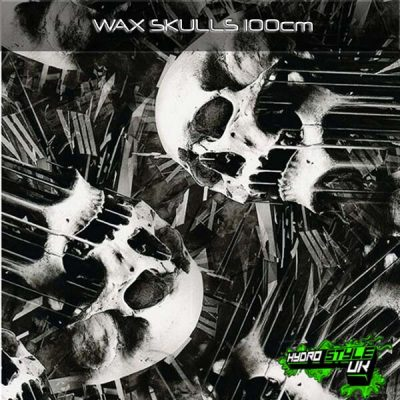 skull hydrographics film