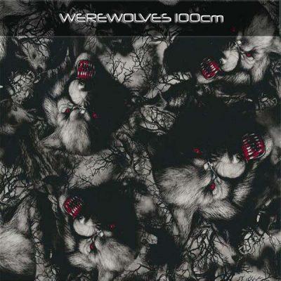 Werewolf Hydrographics Film