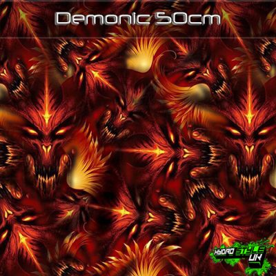 Demonic Hydrographics Film