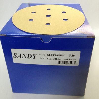 Sandy Sanding Discs