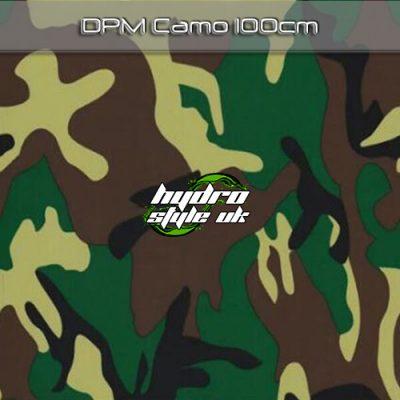 DPM Camo Hydrographics FIlm UK