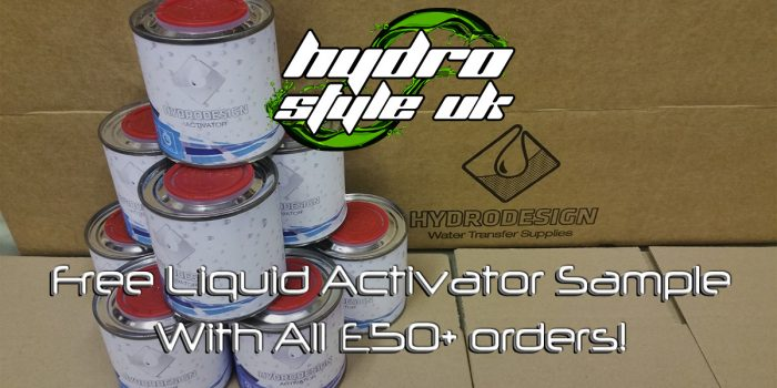Hydrodipping Supplier UK