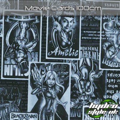 Movie Cards Hydrographics Film UK