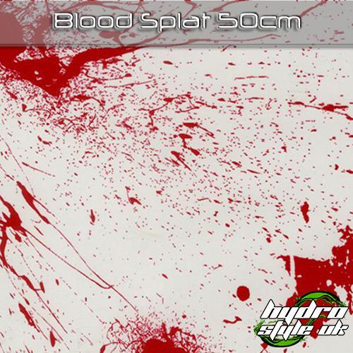 Blood Hydrographics FIlm