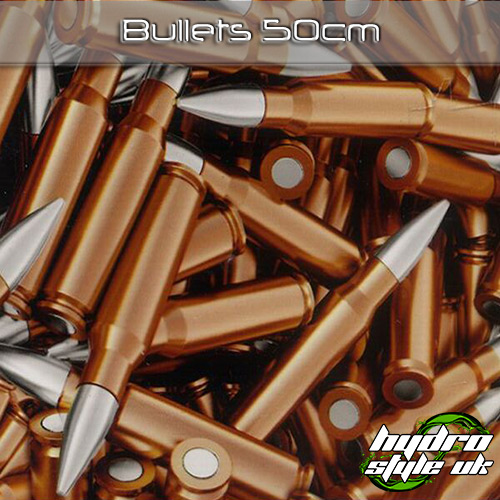 Bullets Hydrographics Film