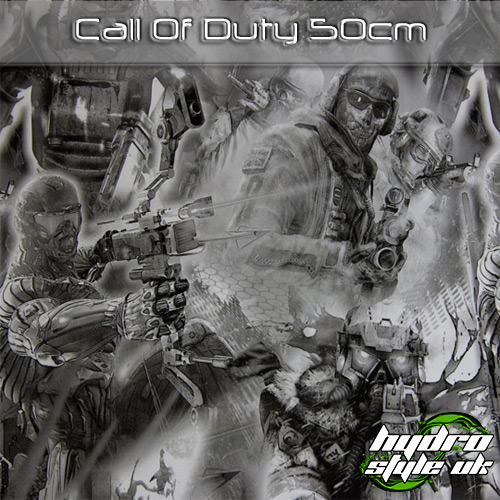 Call of duty hydrographics film uk