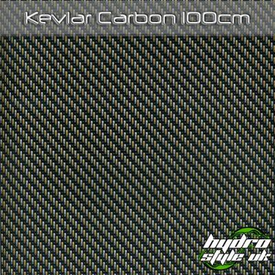 Kevlar Carbon Hydrographics Film UK