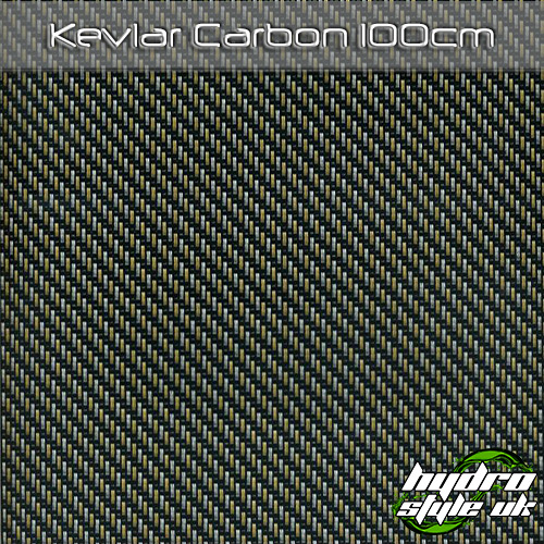 Kevlar Carbon Hydrographics Film UK