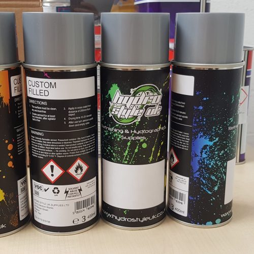 Hydro Style UK Aerosol Paints