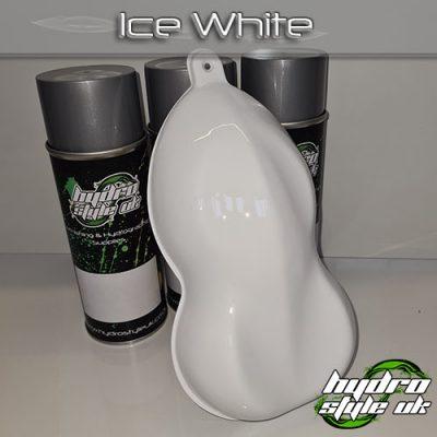 Ice White Hydrographics Paint UK