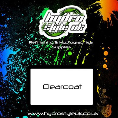 hydro style uk hydrographics aerosol clearcoat