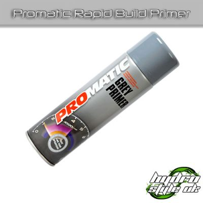 Promatic rapid build primer aerosol GP500
