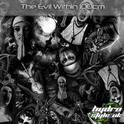 The evil within hydrographics film uk