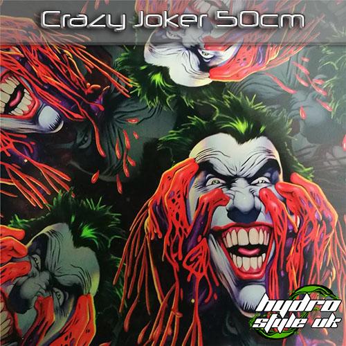 Crazy Joker hydrodipping film uk