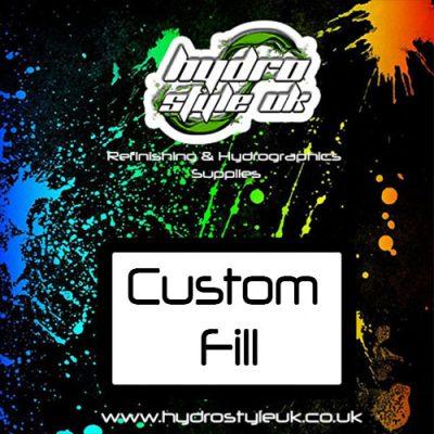 Custom Fill Aerosol Paint