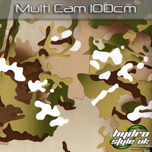 MultiCam Hydrodipping Film UK