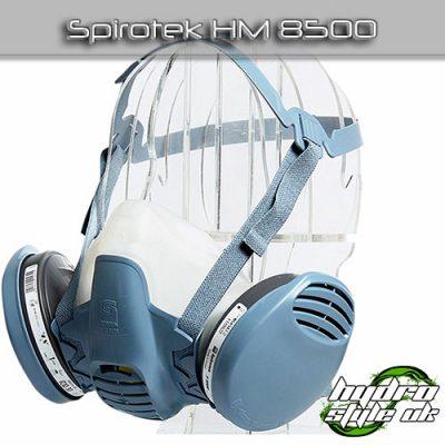 Large - Spirotek HM8500 Respirator + Filters
