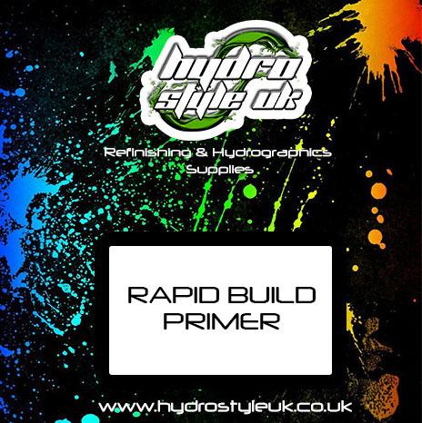 rapid build primer hydrographics uk