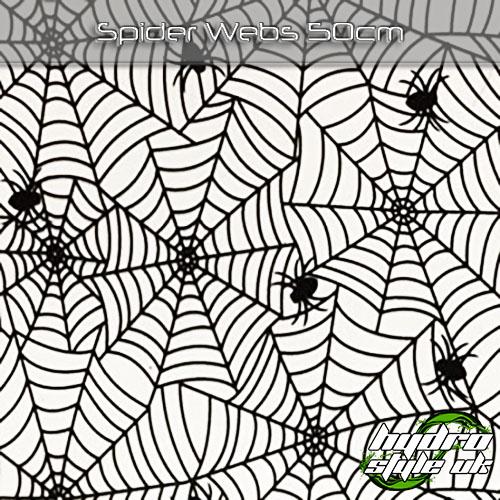 Spider Webs Hydrographics Film UK