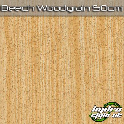 Beech Wood Hydrographics Film UK