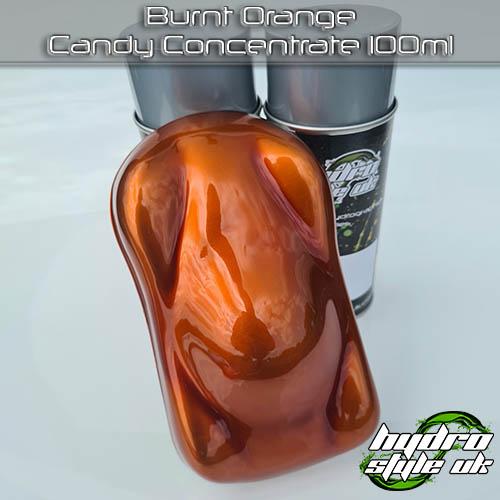 Burnt Orange Candy Concentrate UK