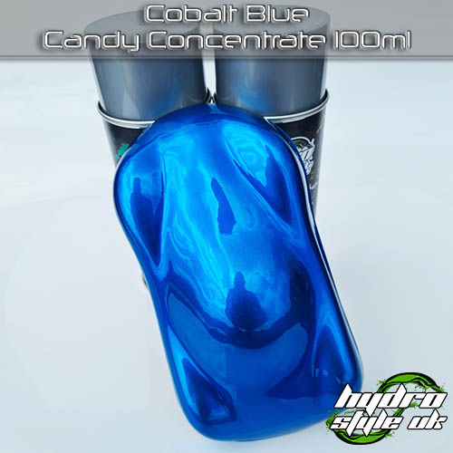 Cobalt Blue Candy Concentrate UK