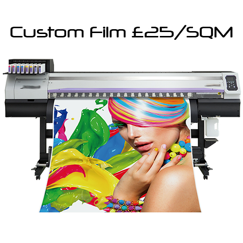 Custom Hydrographics Film UK