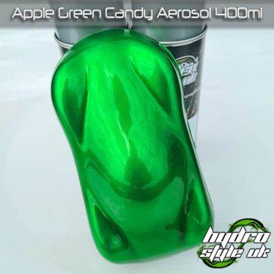 Apple Green Candy Aerosol