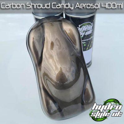 Carbon Shroud Candy Aerosol