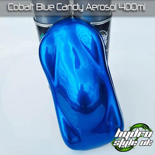 Cobalt Blue Candy Aerosol