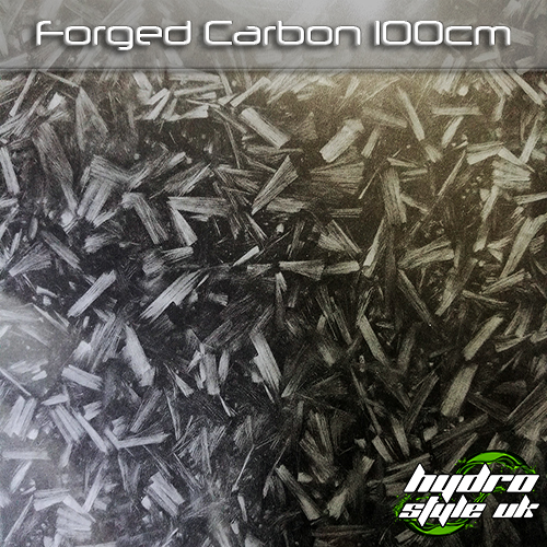 forged carbon hydrographics film 100cm