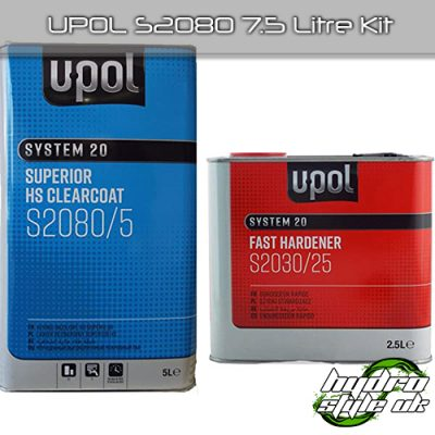 upol s2080 lacquer kit